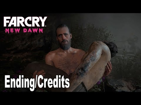 Far Cry New Dawn - Ending And Credits [HD 1080P]