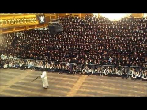 Satmar Wedding In Kiryas Joel 10/17/12