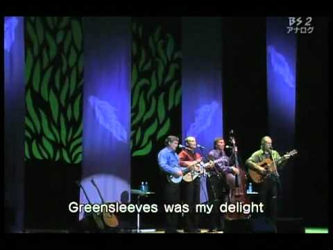 The Brothers Four - My Lady Green Sleeves (with subtitles) (480).