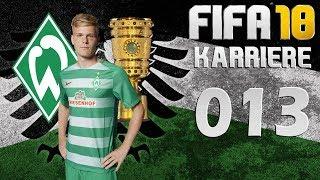 FIFA 18 Karrieremodus | Part 13 | DFB-Pokal - 1. Runde | SV Werder Bremen II