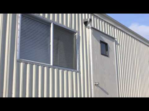 Office Trailer (12x40) English