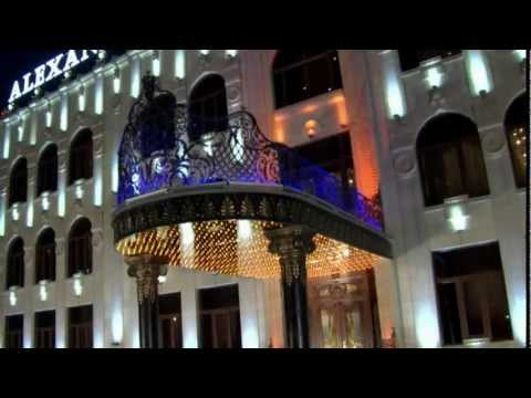 ALEXANDRAPOL HOTEL PALACE IN GYUMRI (SH production)