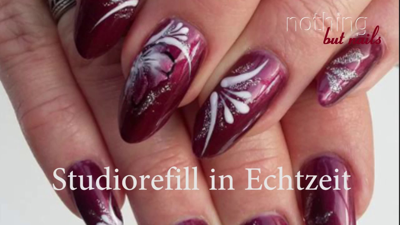 studio refill fullcover nothing but nails - YouTube