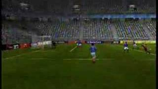 My First Game On Euro 2008 PS3 Demo Highlights!