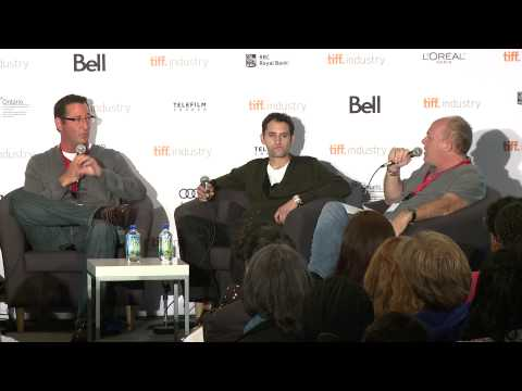 BIG MONEY: Private and Equity Financing  TIFF Industry Conference 2013