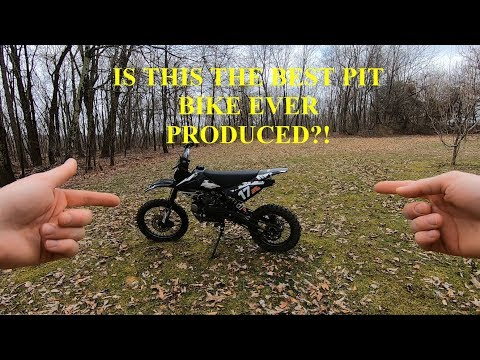 The Best Pitbike Ever Produced??!! The 140cc Tao Pit Bike.