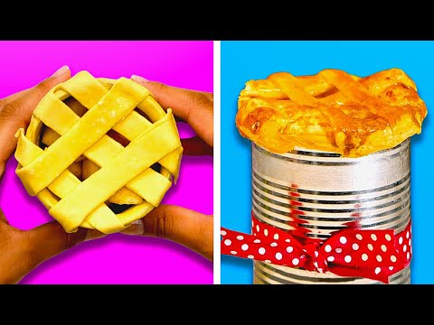 SIMPLY DELICIOUS PASTRY IDEAS || 5-Minute Baking Tips You Have to Try!