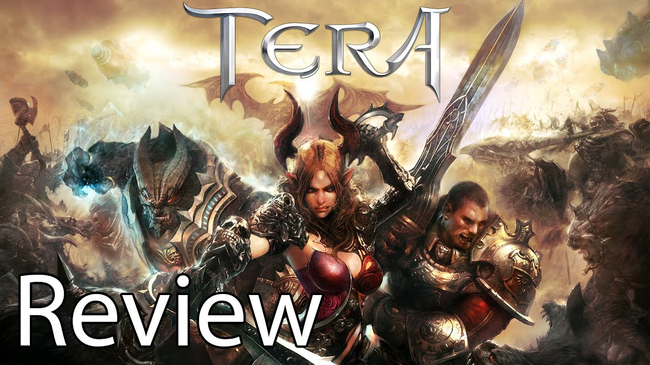 Tera Xbox One Gameplay Review Founders Pack