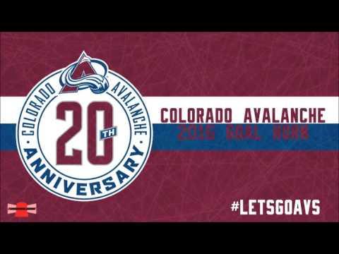Colorado Avalanche 2016 Goal Horn