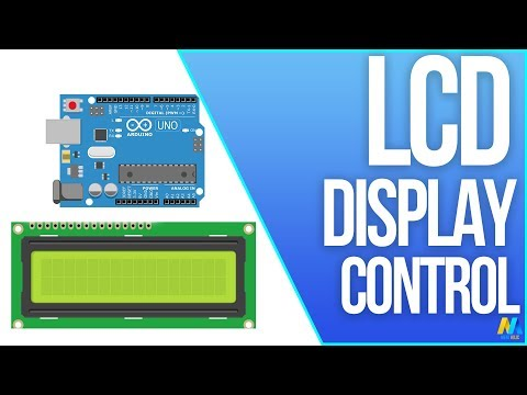 Arduino Tutorial 15: LCD Display Control