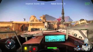 Star Wars Battlefront 3 - Leaked Gameplay