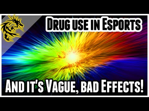Drug usage in Esports - Is it even worth the effort and time? Nope.