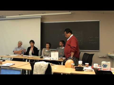 IPID2012, Norway, Panel discussion, Moderated by Professor Maung Sein, University of Agder, Part 1