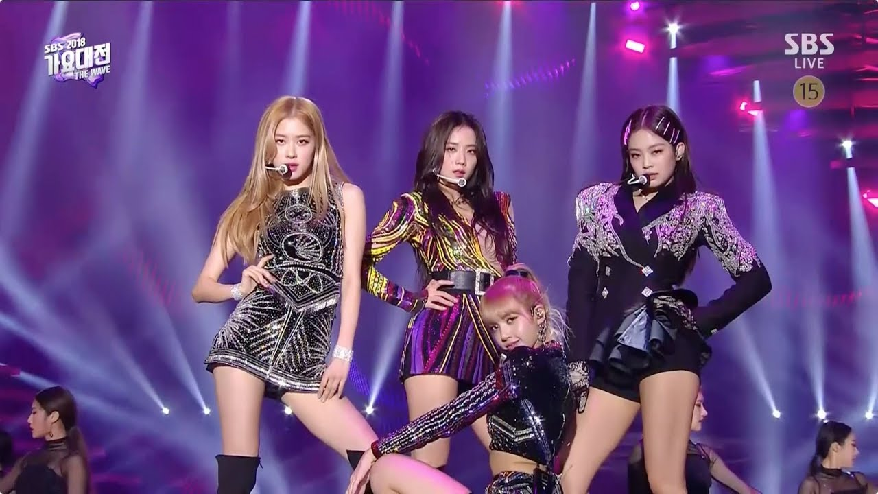 BLACKPINK - 'SOLO' + '뚜두뚜두(DDU-DU DDU-DU)' + 'FOREVER YOUNG' in 2018 S