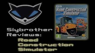 ► Comedy game Review ◄ - Road Construction Simulator