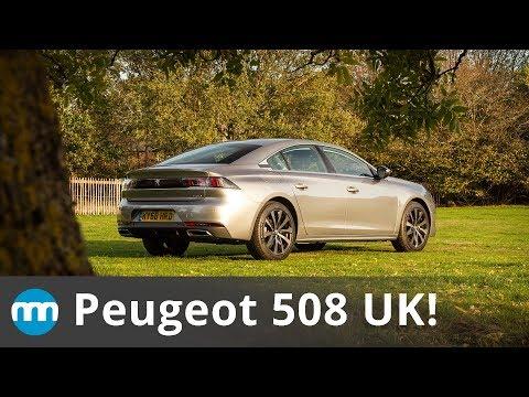 2019 Peugeot 508 UK Review! New Motoring
