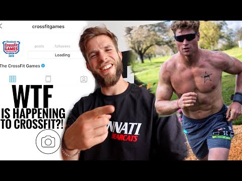 Why CrossFit Deleted Its Social Media? - The WILDCARD Controversy (News)