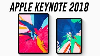 Nový iPad Pro, Macbook Air Retina i Mac Mini: Apple Keynote 2018 v šesti minutách! (NOVINKY #27)