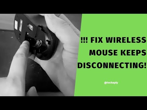Fixed Wireless Mouse Not Working | Wireless Mouse Keeps Disconnecting
