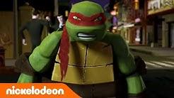 Las Tortugas Ninja | Primeras Peleas | TMNT | Nickelodeon en Español