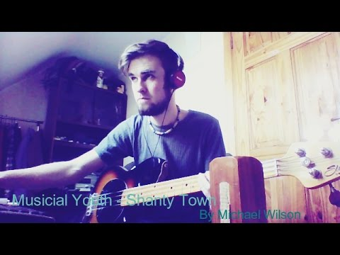 Musicial Youth   Shanty Town (007) Bass Cover By Michael Wilson