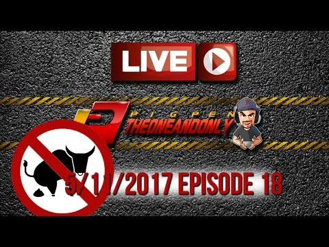 PigpenTheOneAndOnly Live Episode 18 No Bullshyt has the mic