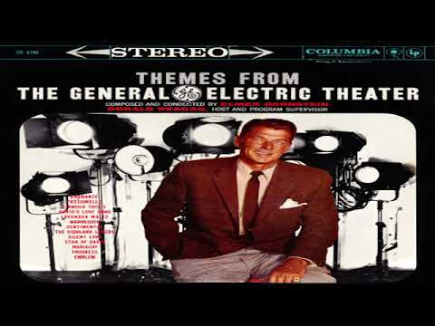 Elmer Bernstein   Themes from the General Electric Theater remastered GMB