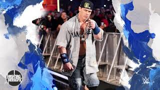"2019: John Cena 5th WWE Theme Song - ""Basic Thuganomics"" ᴴᴰ"