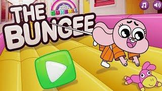 El Increíble Mundo de Gumball - EL BUNGEE (Cartoon Network Juegos)