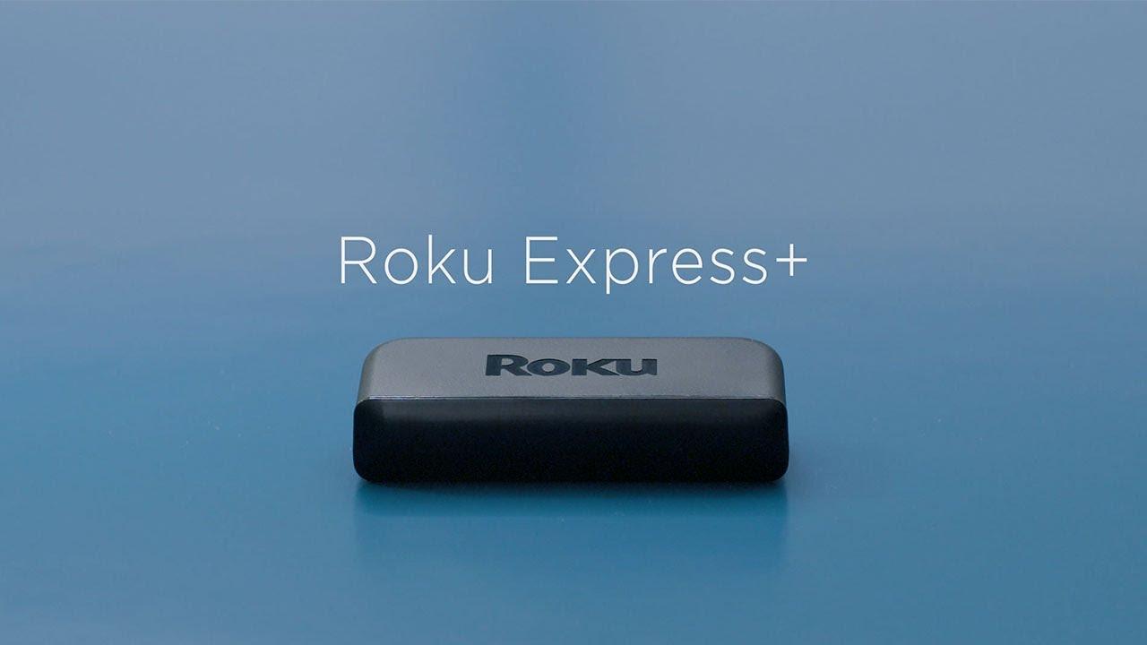 Meet the Roku Express+ | Model 3910 | 2018