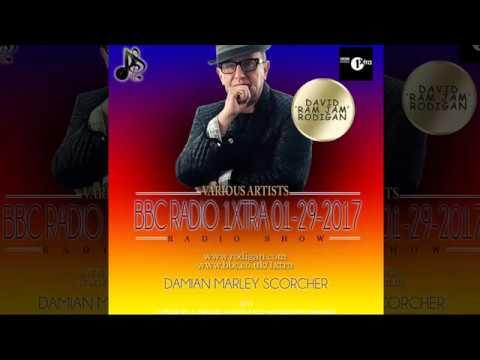 David Rodigan - BBC Radio 1Xtra 01-29-2017-Damian Marley Scorcher (Reggae Radio Show 2017)