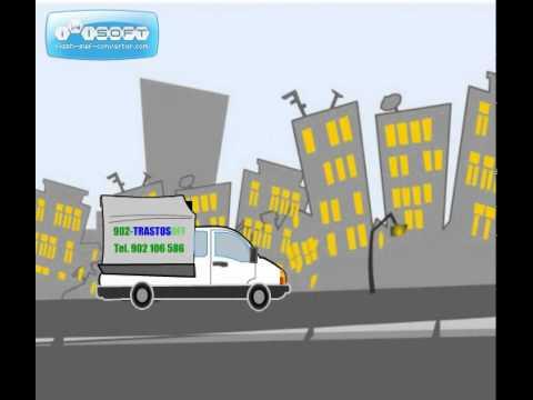 Recogida de muebles vaciado de pisos youtube for Recogida de muebles gratis