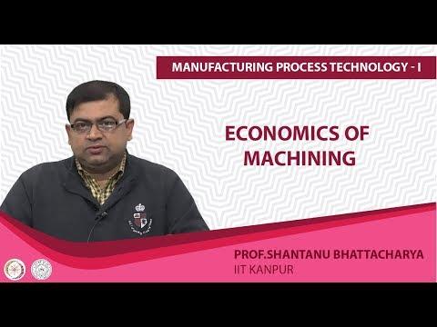 Economics of Machining
