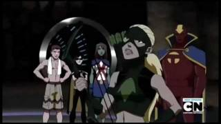 Young Justice ~ Best Scenes Part 1