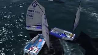 Virtual Skipper Optimist Racing