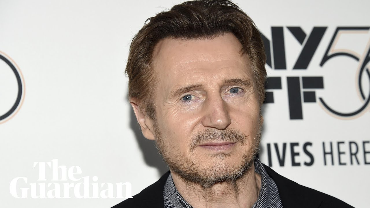 Liam Neeson reveals he wanted to kill a black person following rape of friend – audio