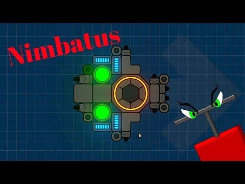 Nimbatus - The Space Drone Constructor | Build Your Own Crazy Drone