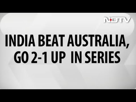 India Win Boxing Day Test By 137 Runs, Take 2-1 Series Lead