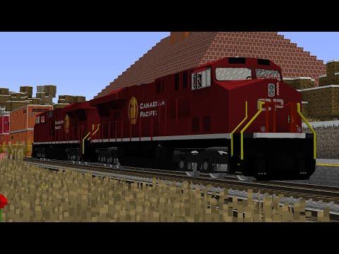 CP Intermodal Through