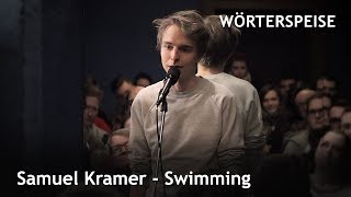 Samuel Kramer – Swimming
