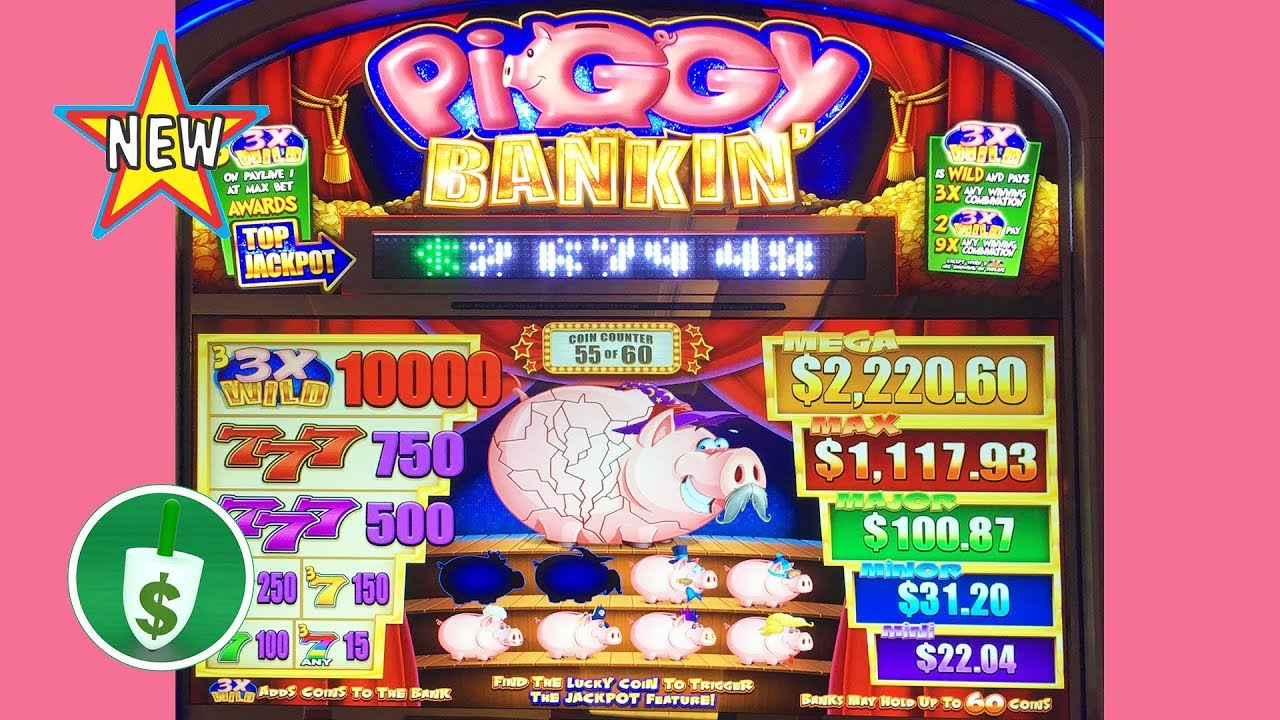 Piggy Slot Machine Game