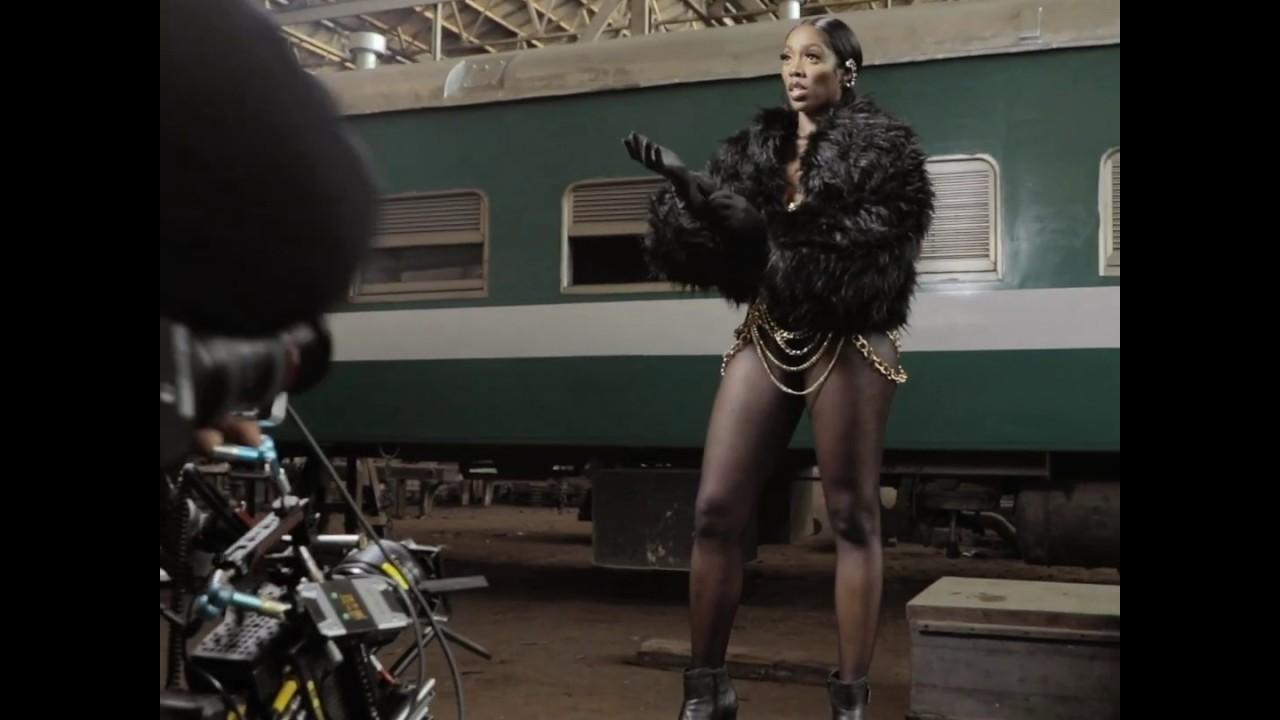 Tiwa Savage 49-99 Behind The Scenes