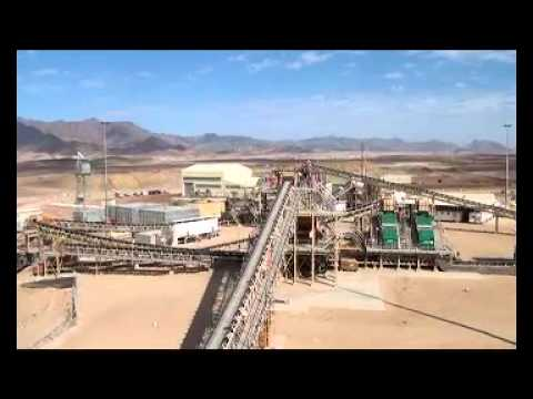 Namdeb's new mine in Oranjemund is opened