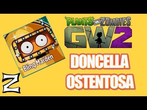 DONCELLA OSTENTOSA - Plants vs Zombies Garden Warfare 2