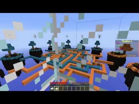 UN DIA CON SUEÑO - Sky Wars Minecraft (Directo Resubido)
