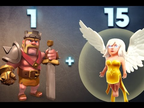 Король Варваров Clash of Clans Wiki FANDOM powered by