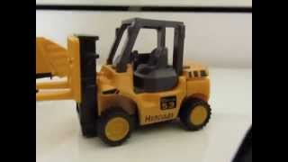 Metal mini car series die cast construction toys tractor toy טרקטורים לילדים