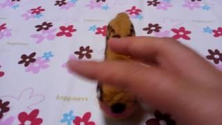 加村真美ちゃんが描いたKAPIBARA の絵を元にキーホルダーを作ってみまし...