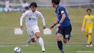 テゲバジャーロ宮崎vsカターレ富山 J3リーグ 第3節