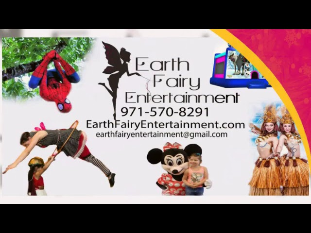 Children's Parties with Earth Fairy Entertainment